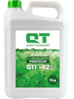 QT Antifreeze Premium G11 (-42C, синий)