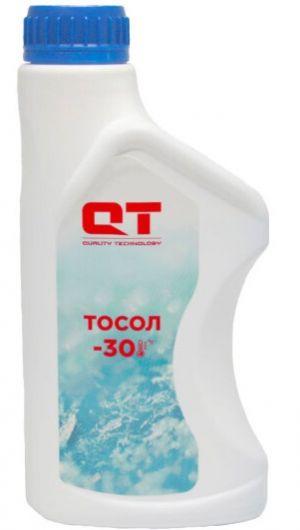 QT Тосол G11 (-30C, синий)