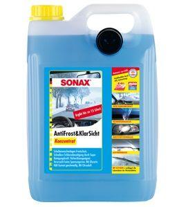 Зимний концентрат -20С SONAX Xtreme NanoPro Antifreeze & Clear View