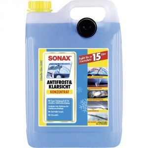 Зимний концентрат -70°С SONAX Xtreme NanoPro Antifrost & Klarsicht