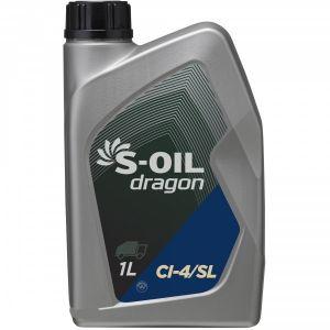 S-Oil DRAGON 20W-50 CI-4/SL