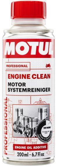 Промывка двигателя Motul Engine Clean Moto