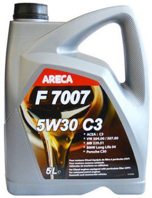 ARECA F7007 5W-30 C3
