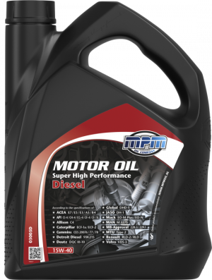 MPM Super High Performance Diesel 15W-40