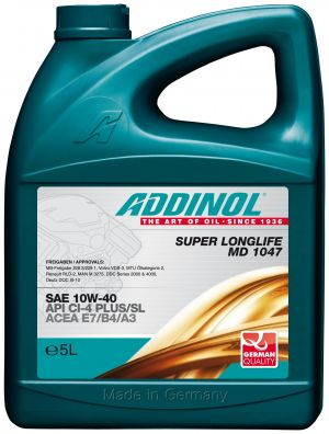 Addinol Super Longlife MD 1047 10W-40