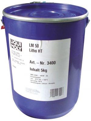 Многоцелевая смазка (литиевый загуститель) Liqui Moly 50 Litho HT