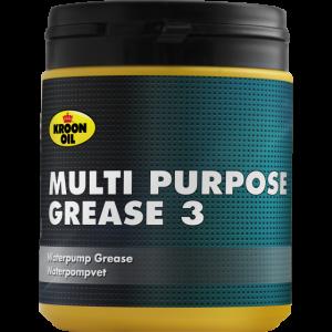 Многоцелевая смазка (литиевый загуститель) Kroon Oil Multi Purpose Grease 3