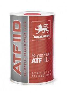 Wolver Super Fluid ATF IID