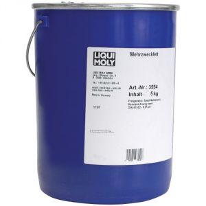 Многоцелевая смазка (литиевый загуститель) Liqui Moly Mehrzweckfett