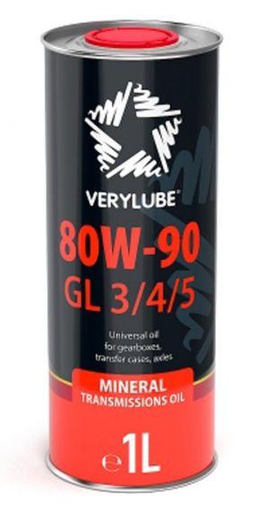 Xado Verylube 80W-90 GL 3/4/5