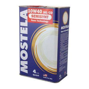 Mostela  Semisynt SG/CD 10W-40