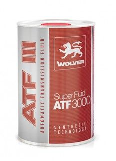 Wolver Super Fluid ATF 3000