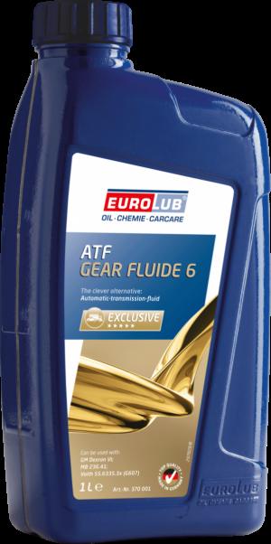 Eurolub Gear Fluide 6