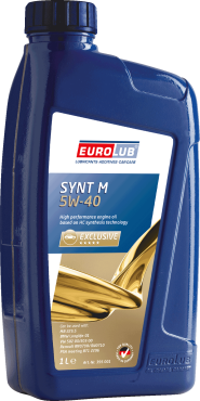 Eurolub Synt M 5W-40