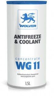 Wolver Antifreeze & Coolant WG11 Konzentrat