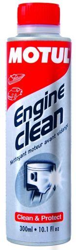 Очиститель двигателя перед заменой масла Motul Engine Clean