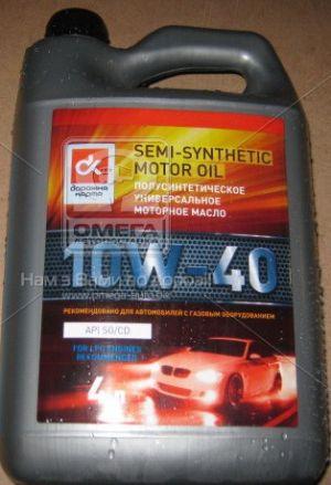 Дорожная карта 10W-40 SG/CD Gas Oil