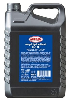 Meguin Hydraulikoel HLP 46
