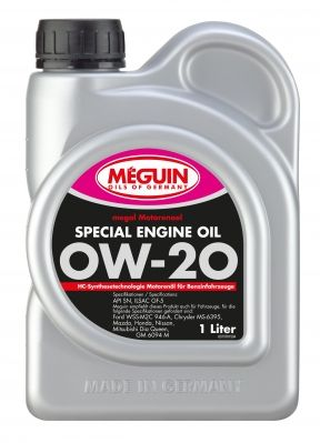 Meguin Megol Special Engine Oil 0W-20