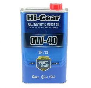 Hi-Gear 0W-40