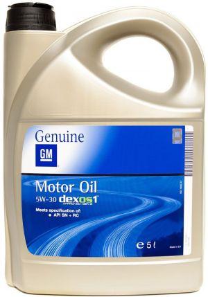 GM Dexos1 Gen 2 5W-30