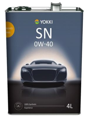 YOKKI 0W-40 Experience