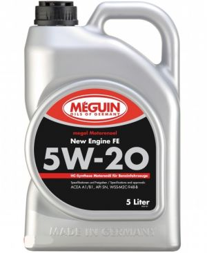 Meguin Megol New Engine FE 5W-20
