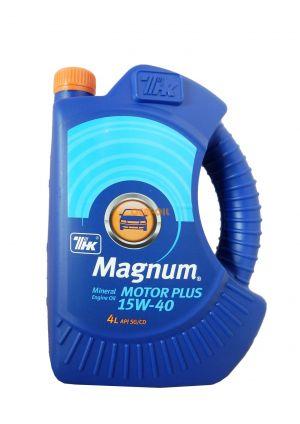 ТНК Magnum Motor Plus 15W-40