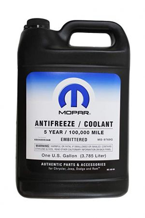 Mopar Concentrate Antifreeze/Coolant 5-Year
