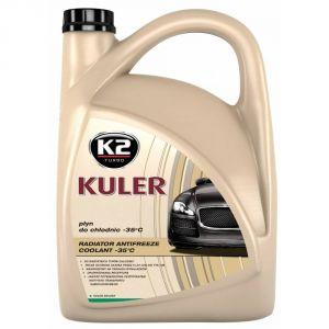 K2 Kuler Green (-35C, зеленый)
