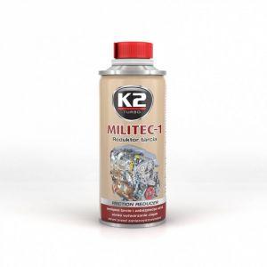 Присадка в масло моторное (Дополнительная защита) K2 Militec-1