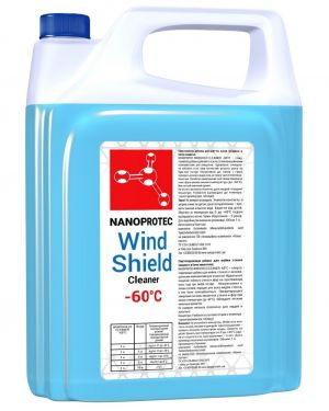 NANOPROTEC Windschield Cleaner -60