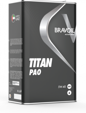 Bravoil Titan 5W-40