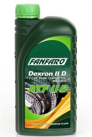 Fanfaro ATF II D