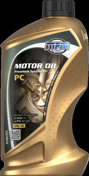 MPM Premium Synthetic 0W-30