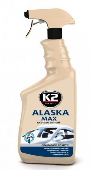 Размораживатель стекол K2 Alaska