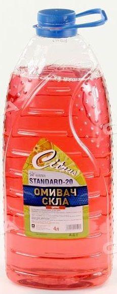 Дорожная карта -20 Standard Citrus