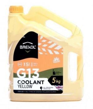 Brexol Antifreeze Yellow G13