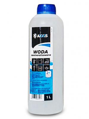 Дистиллированная вода Axxis