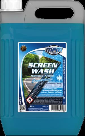 Омыватель зимний MPM Screenwash Concentrate (-80C)