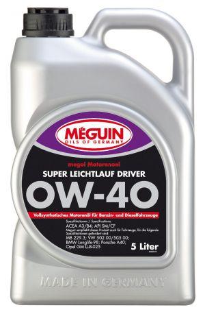 Meguin Megol Super Leichtlauf Driver 0W-40
