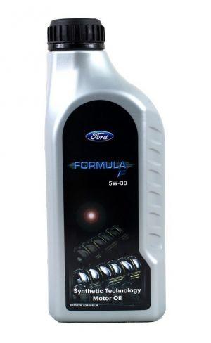 Ford Formula F Fuel Economy HC 5W-30