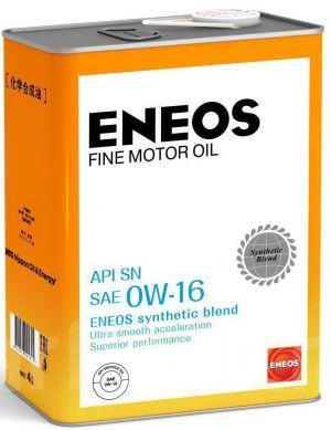 Eneos Fine Motor Oil SN 0W-16
