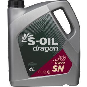 S-Oil DRAGON SN 0W-20