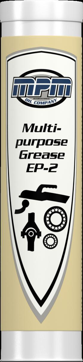 Многоцелевая смазка (литиевый загуститель) MPM Multipurpose Grease EP-2
