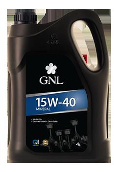 GNL Mineral 15W-40