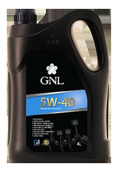GNL Premium Synthetic 5W-40