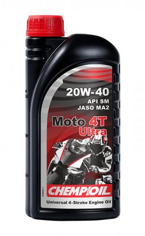 CHEMPIOIL Moto 4T Ultra 20W-40