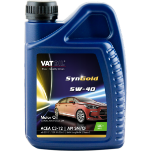 VATOIL SynGold 5W-40