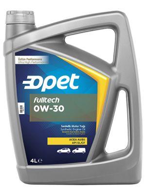 OPET Fulltech 0W-30